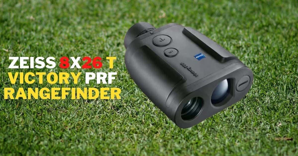 Zeiss Victory 8x26 T PRF Rangefinder Review