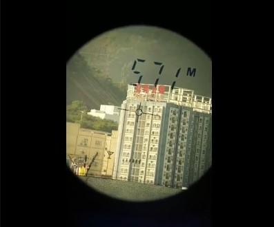 visionking 6x25 laser rangefinder review