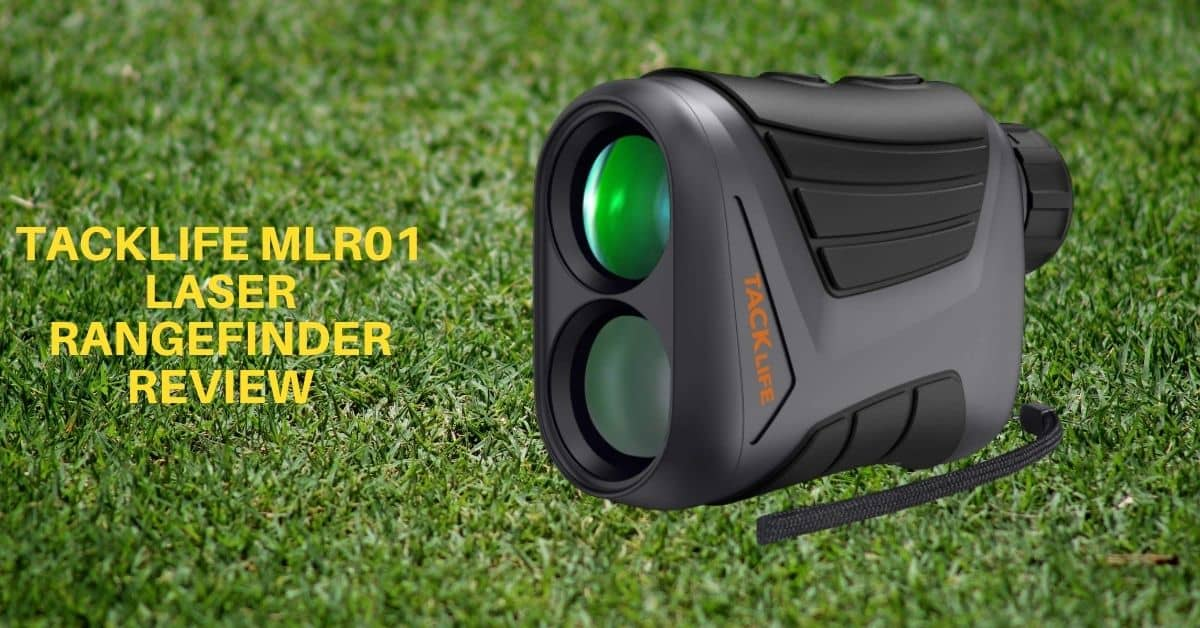 Tacklife mlr01 900 yard laser rangefinder review